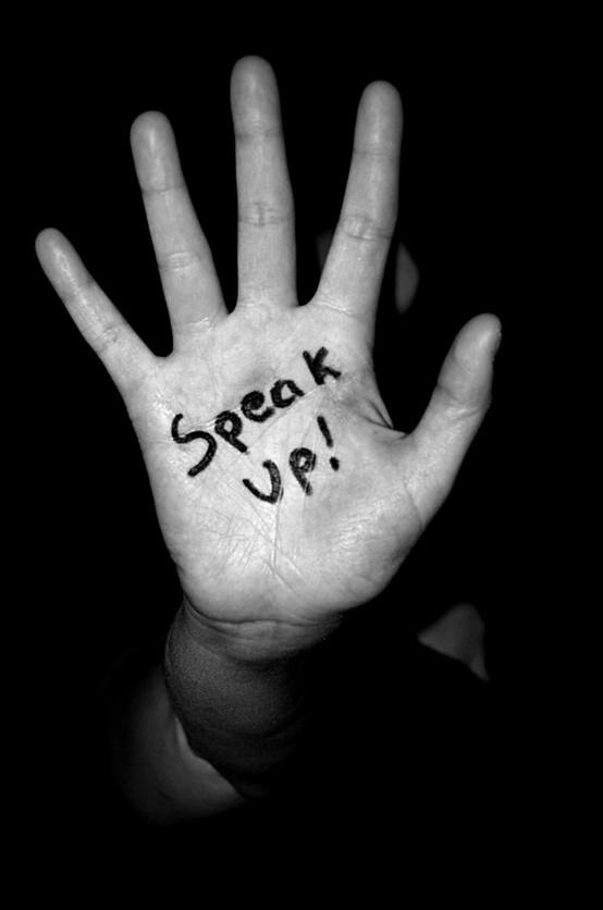 speak up project sup hspa